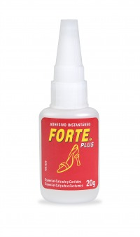 Клей Super Glue FORTE Plus 20г